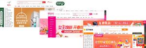 中国ECプラットフォーム