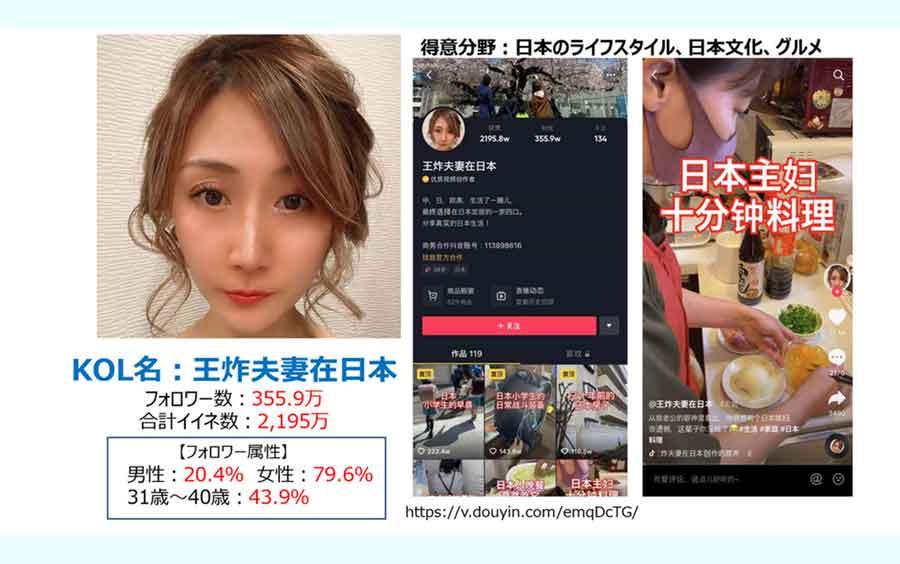 王炸夫妻在日本