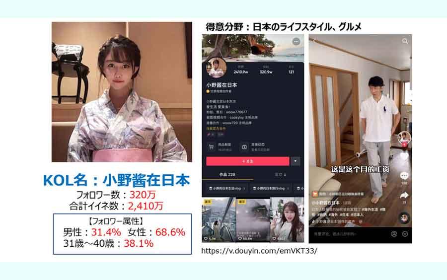 小野酱在日本